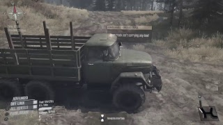 Spintires Mud Runner: My first time playing!