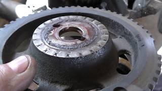 Часть 1.Непонятный ремонт автомобиля .Очень мутная история.