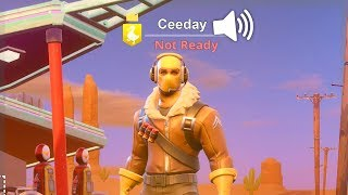 I Used a Voice Changer as Ceeday on Fortnite...