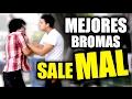 MEJORES BROMAS PESADAS QUE SALEN MAL 2016 - Vídeos de Humor del Betis