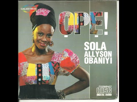 Sola Allyson - My voice I raise