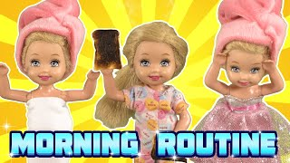 Barbie - Isabelle's Morning Routine | Ep.266