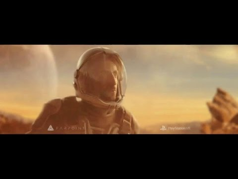 Commercial for Farpoint, and PlayStation VR (2017) (Television Commercial)