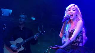 Tiffany Young Runaway + Lips on Lips Mini-Tour in New York 03/06/19