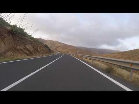 Fuerteventura: Betancuria to Vega De Rio Palmas