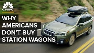 Why Station Wagons Are More Popular In Europe Than America