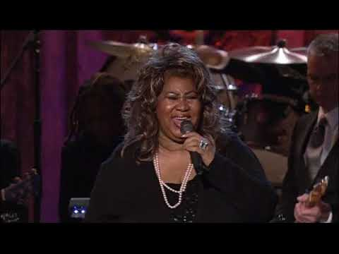 "Aretha Franklin performs ""I Never Loved a Man (The Way I Love You)"""