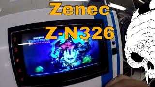 ENG | Zenec Z-N326 2-DIN multimedia -headunit