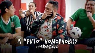 "Is The Word ""Puto"" Homophobic?    The Kat Call S3 - mitu"