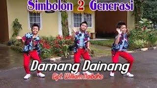 Simbolon Kids - Damang Dainang (Official Lyric Video)