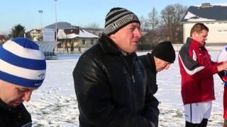 Mecz Sylwestrowy 2014 w Korczynie
