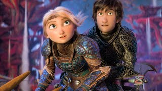 Finding The Hidden World - HOW TO TRAIN YOUR DRAGON 3 TV Spot Trailer (2019)