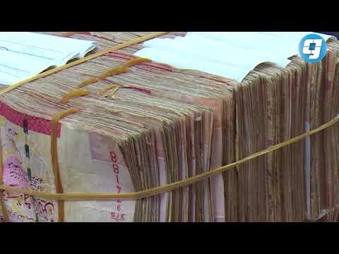فيديو بوابة الوسط | الدولار يستقر عند أدنى مستوى في أسبوع متأثرًا بمخاوف الحرب التجارية
