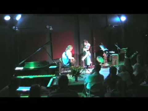 Michael Manring - Kathryn Keats Improvisation