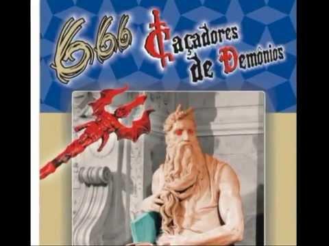 666 Caçadores de Demônios de Tim Marvim