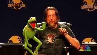 Kermit the Frog at Dragon Con 2015