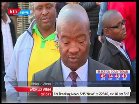 Zuma's litmus test : Court say secret ballot it is