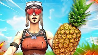a Fortnite Duo Montage but its a Pineapple 🍍