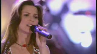 Shania Twain - Thank You Baby! (For Makin' Someday Come So Soon) (Live)