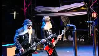 """ZZ Top - La Grange - Tush  [Live] """"Crossroads Guitar Festival 2004"""""""