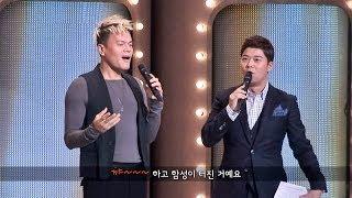 박진영(JYP) 컴백무대에서 일어난 노출사건의 진실! 히든싱어2 10회 미공개 영상
