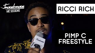 Ricci Rich - Pimp C Freestyle