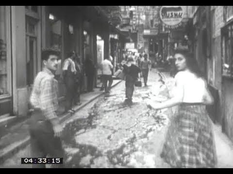 BBC nin 1961 yılında hazırladığı İstanbul belgeseli: Birinci bölüm