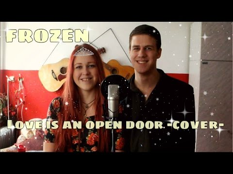 Lillyem - ▶ Love Is An Open Door - FROZEN Cover - Lilly M. feat. Filip Mor