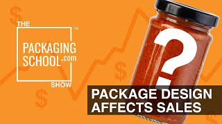 How Package Design Affects Sales