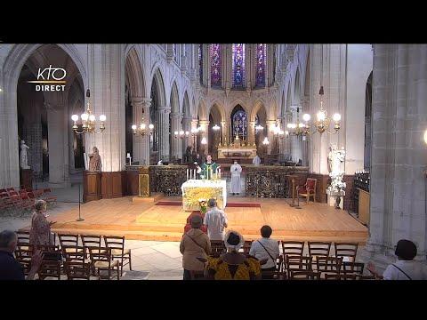 Messe du 24 juillet 2021 à Saint-Germain-l'Auxerrois