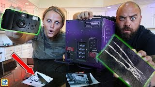 Mystery Hacker Camera Investigation! What