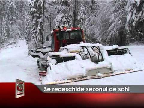 Se redeschide sezonul de schi