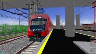 Hmmsim 2 New york metro M line - Most Popular Videos