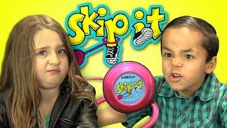 KIDS REACT TO SKIP-IT