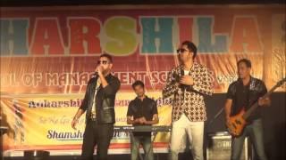 Adharshila2016 Cultural Evening With Punjabi Singer Shamsher Singh Mehandi  At SMS Varanasi