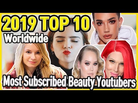 mp4 Beauty Youtubers Most Subscribers, download Beauty Youtubers Most Subscribers video klip Beauty Youtubers Most Subscribers
