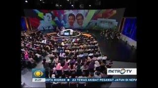 Anak Jokowi ngefans sama melodi JKT 48