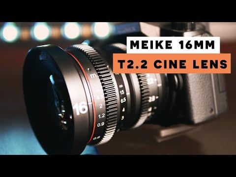 Meike 16mm T2.2 Cine Lens Review