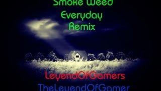 Smoke Weed Everyday   Remix   + Descarga