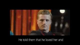 Grenade- Hunger Games Parody