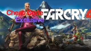 Far Cry 4!! - 1st Cheat Code!!