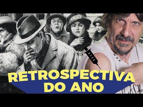 RETROSPECTIVA DO ANO 20 - EDUARDO BUENO