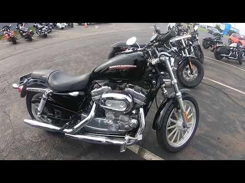 2007 Harley-Davidson Sportster 883 SuperLow XL883L