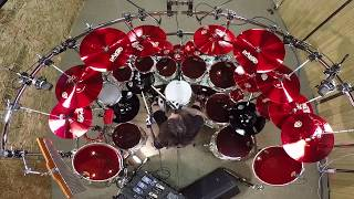 AQUILES PRIESTER - The Shadow Hunter (Angra) HD Resolution