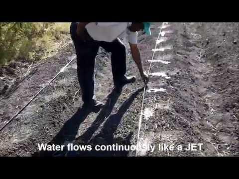 Plastic Drip Irrigation Tube
