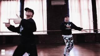 August Alsina Feat. Fabolous - Grind & Pray - Aleksa Oshurko - Dance Centre MyWay