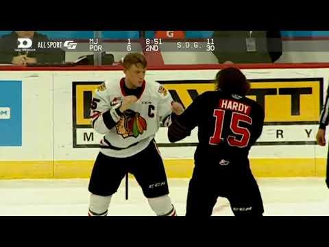 John Ludvig vs. Owen Hardy