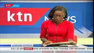 Envoys' message to NASA: Uhuru ready for talks