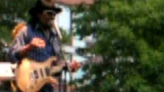 Chuck Brown, It Don't Mean A Thing, Rockefeller Park, NYC 6-17-09