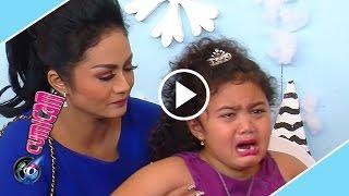 Dandan Cantik Ala Princess Amora Malah Nangis  Cumicam 11 Januari 2017